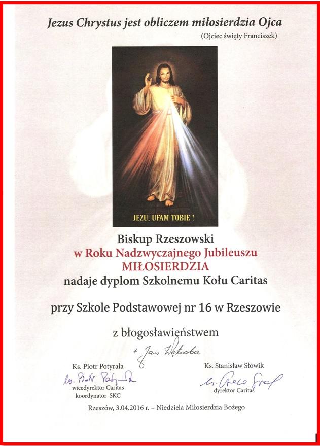MIŁOSIERNY caritas
