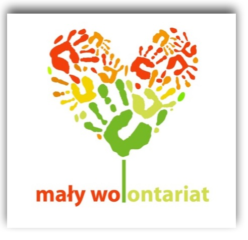 logo maly wolontariat